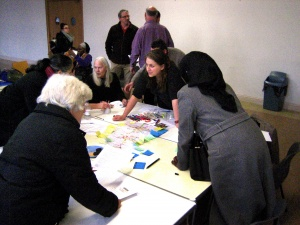 thumb Aylesham Centre development site community led workshop