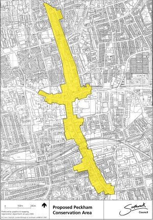 Proposed Peckham Conservation Area