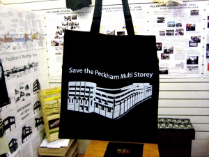 PMS campaign tote bag - black