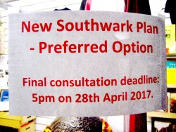 Planning - Peckham Vision