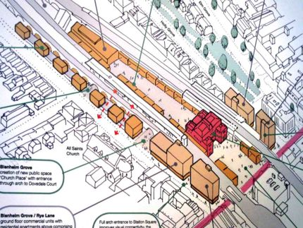 Network Rail design proposal